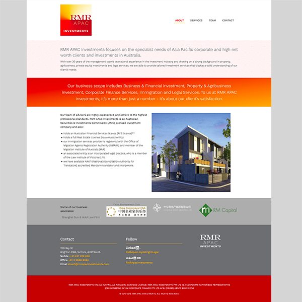 Integrated Design | Property Investment Service